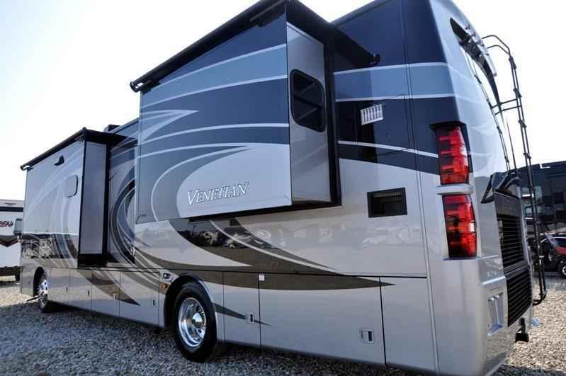 2017 new thor motor coach venetian g36 luxury diesel rv for Diesel motor homes for sale