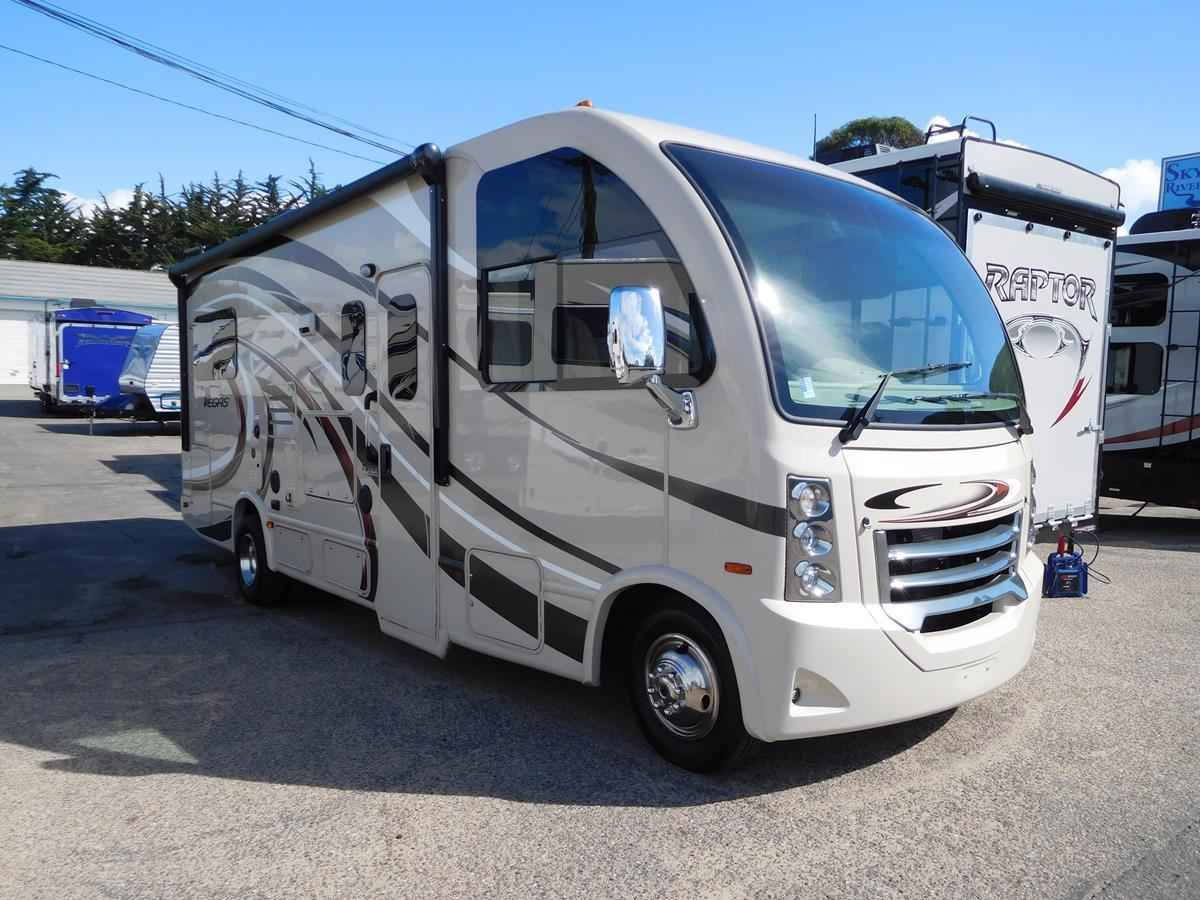 Excellent 2017 New Thor Vegas 241 Class A In California CA Call For Price