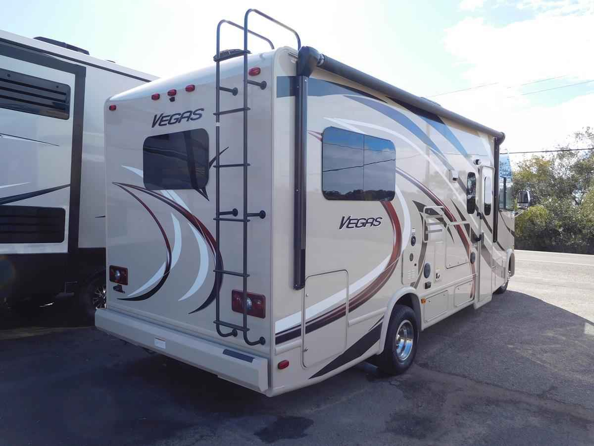 Amazing 2017 New Thor Vegas 241 Class A In California CA Call For Price