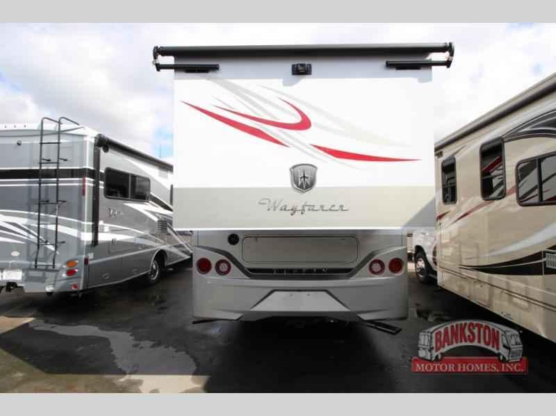 2016 Tiffin Motorhomes Dealer >> 2017 New Tiffin Motorhomes Wayfarer 24 QW Class C in Alabama AL