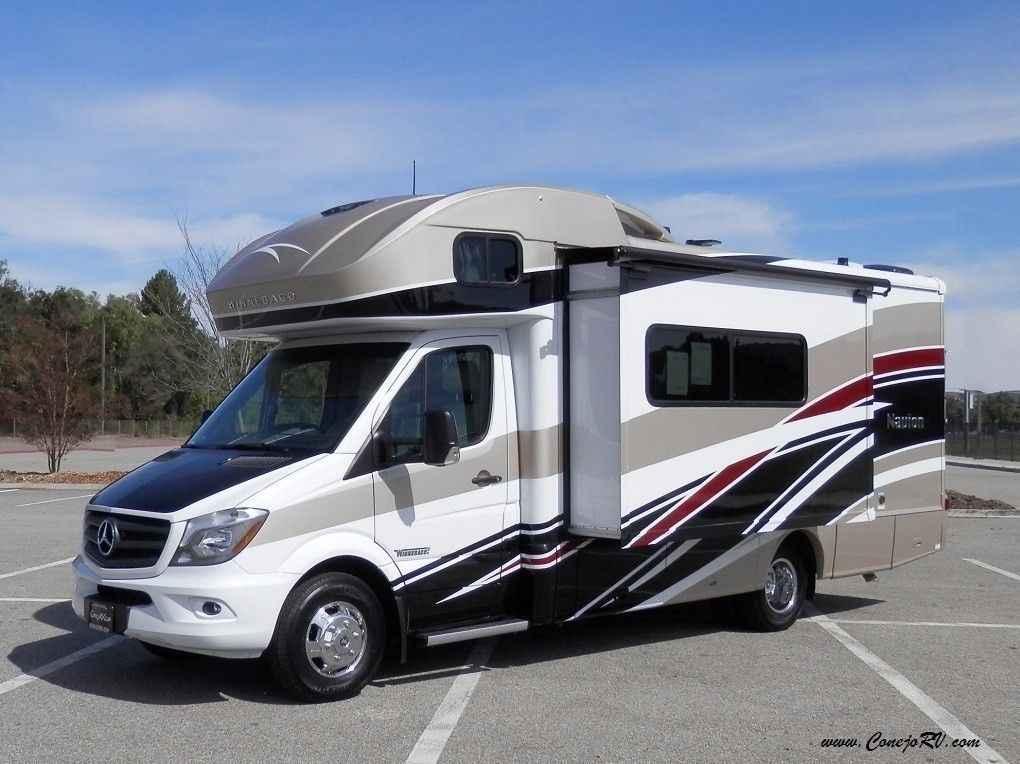 Simple Winnebago ITASCA Navion 24J SlideOut Diesel Full Body Paint Class C