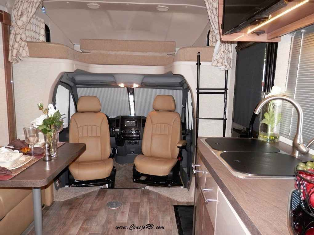 California Rv Show >> 2017 New Winnebago ITASCA Navion 24V Slide-Out Mercedes Diesel Full Paint Class C in California CA
