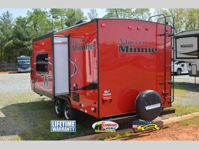 2017 New Winnebago Industries Towables Micro Minnie