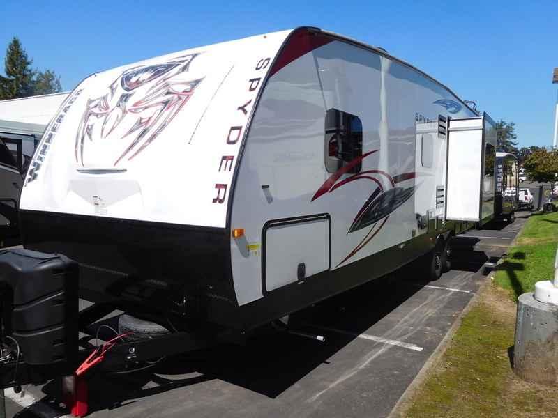 Rv Dealers Portland Oregon >> 2017 New Winnebago Spyder 28SC Toy Hauler in Oregon OR