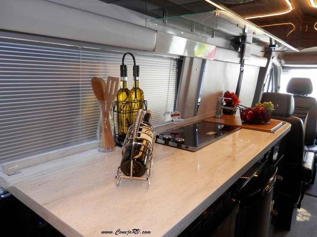 2017 New Winnebago TOURING COACH ERA 24ft 70X Mercedes Turbo Diesel Class B In California CA