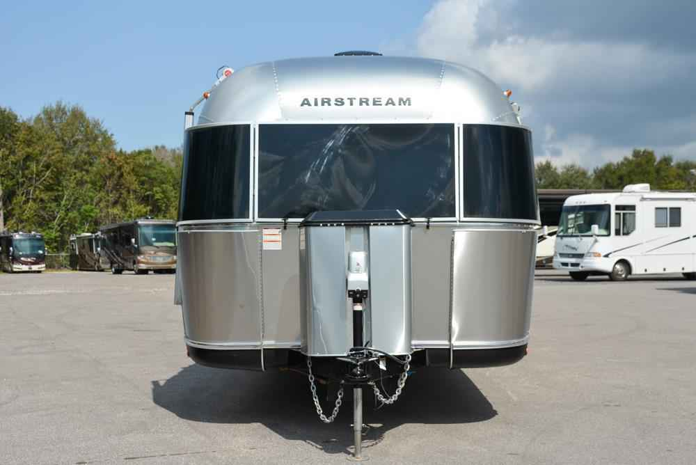 2017 Used Airstream Classic 30 Twin Travel Trailer In Florida Fl