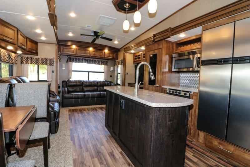 2017 Used Coachmen BROOKSTONE 395RL Fifth Wheel in Florida FL