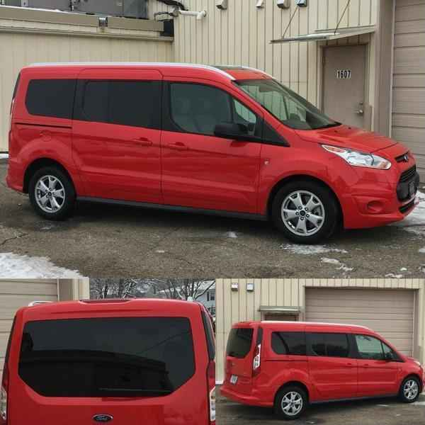 2017 Transit Connect: 2017 Used Ford TRANSIT CONNECT CAMPERVAN Class B In