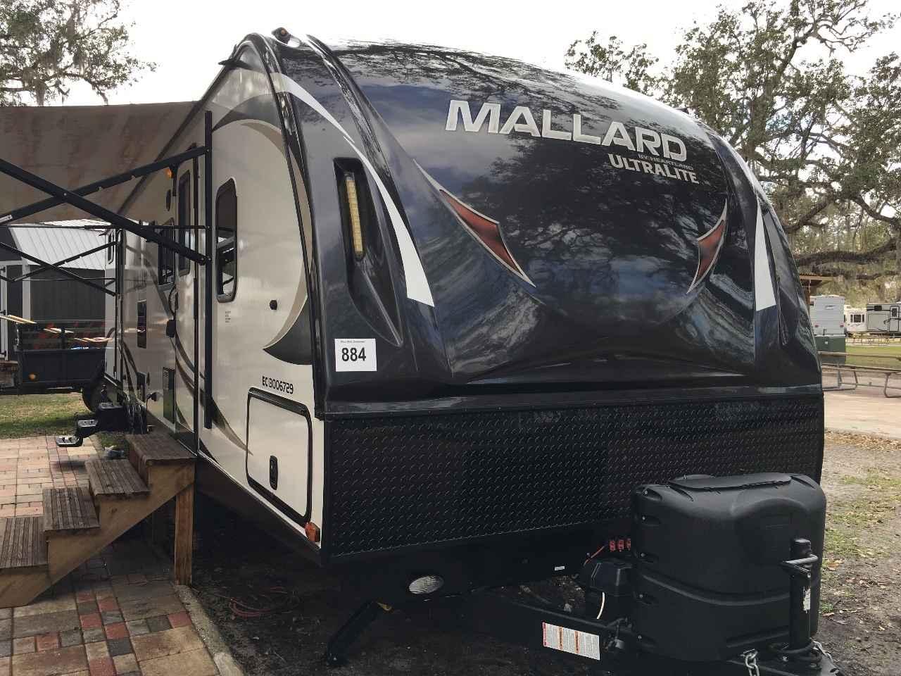 2017 Used Heartland MALLARD M32 Travel Trailer in Florida FL