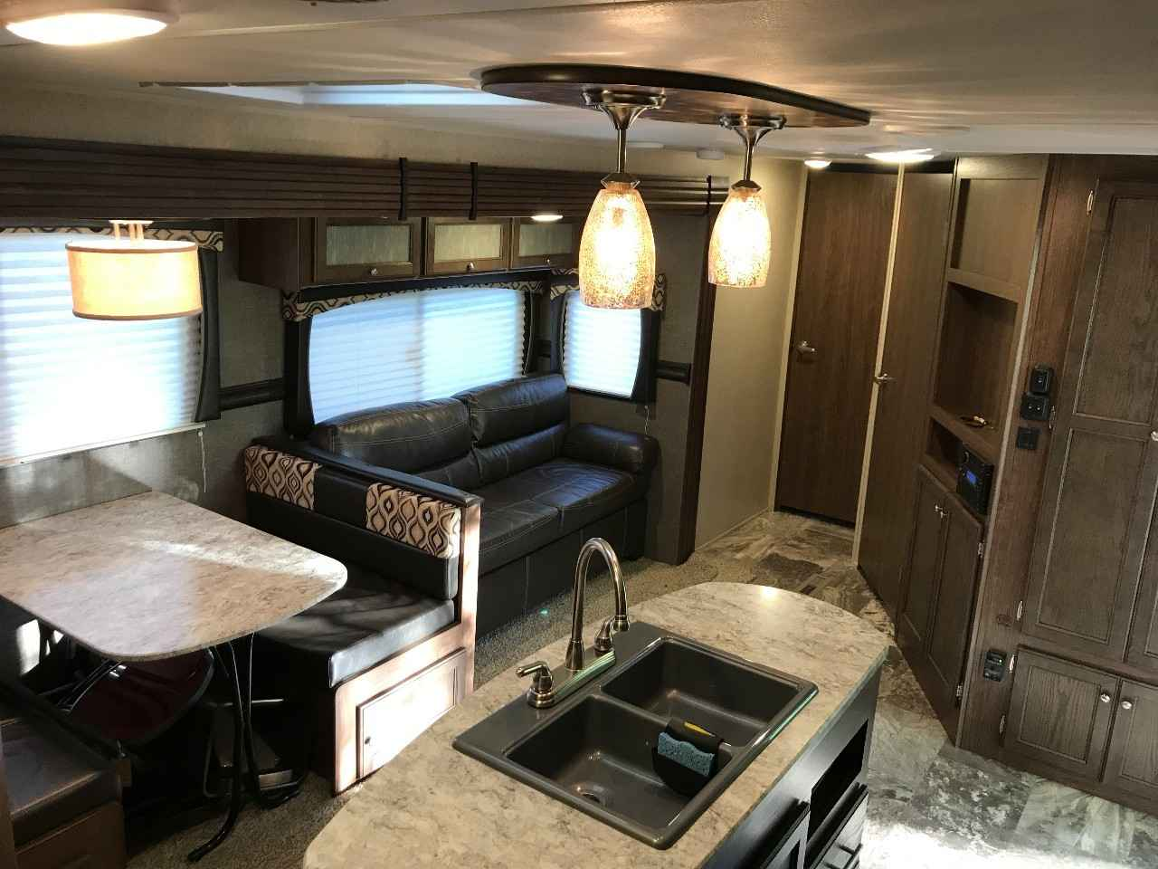 2017 Used Heartland Prowler 33pbhs Travel Trailer In