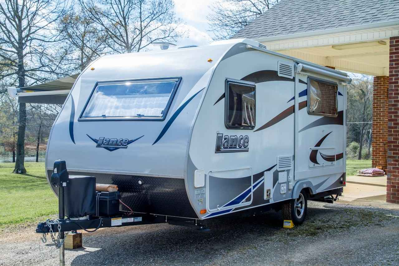 2017 Used Lance 1575 Travel Trailer in Mississippi MS