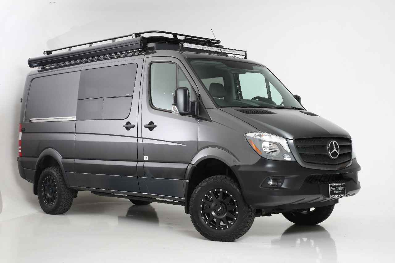 2017 used mercedes benz sprinter era 4x4 class b in. Black Bedroom Furniture Sets. Home Design Ideas