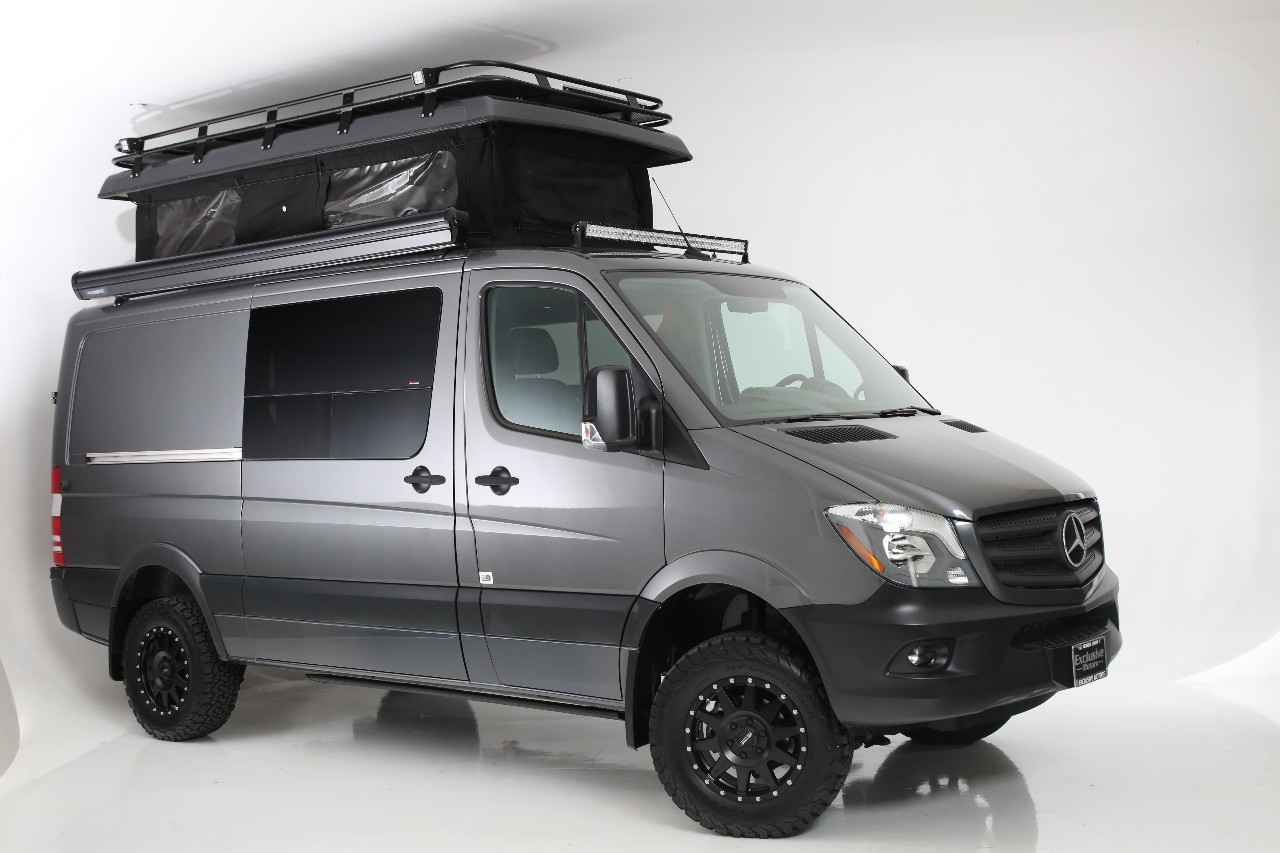2017 used mercedes benz sprinter era 4x4 class b in california ca. Black Bedroom Furniture Sets. Home Design Ideas
