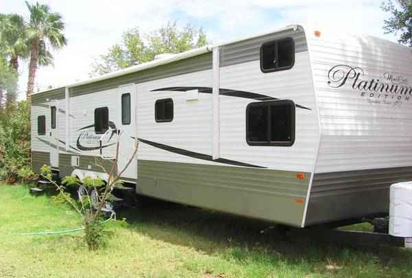 2017 Used Recreation By Design Monte Carlo Travel Trailer