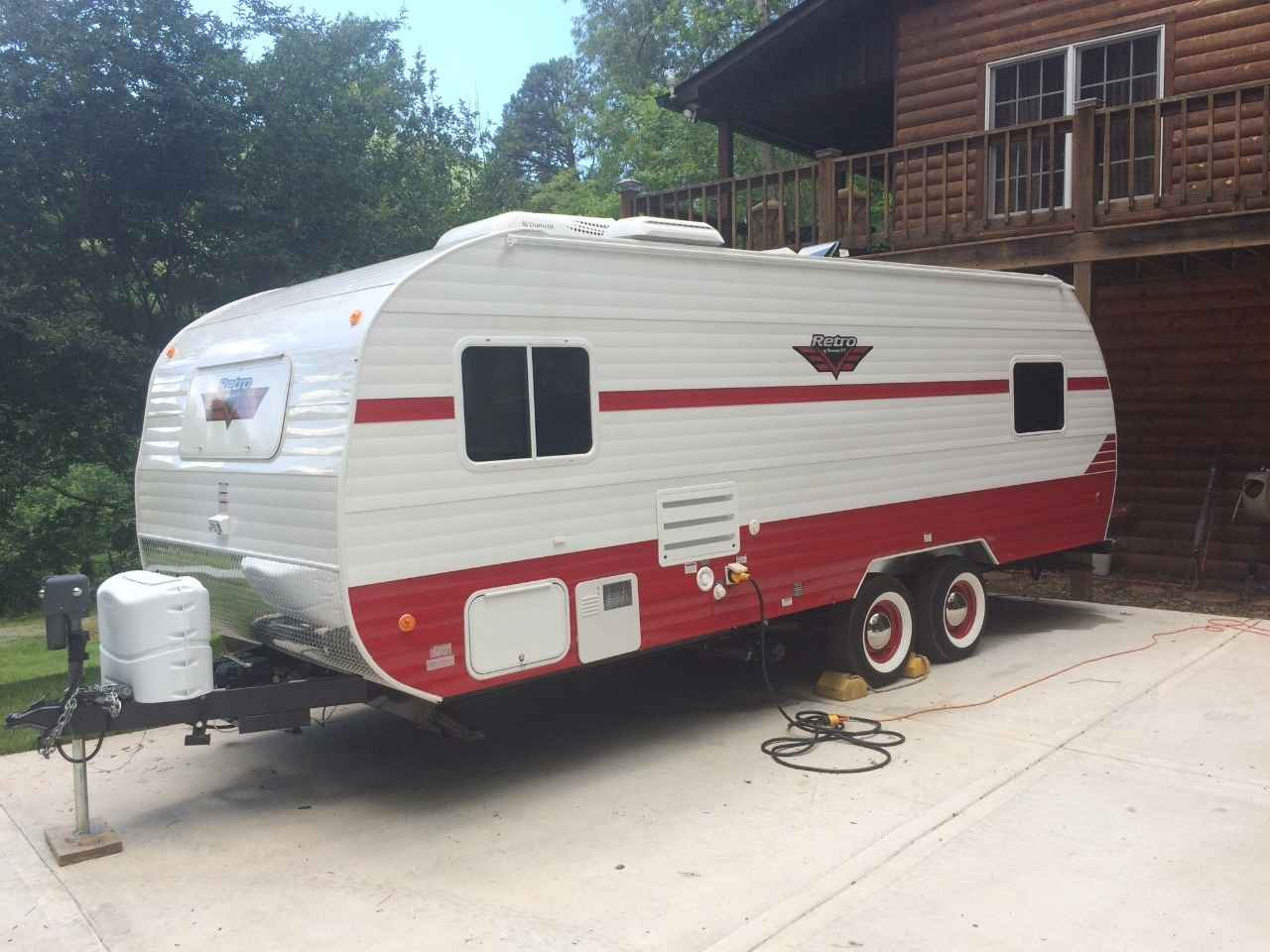 2017 used riverside rv retro 195 travel trailer in georgia ga