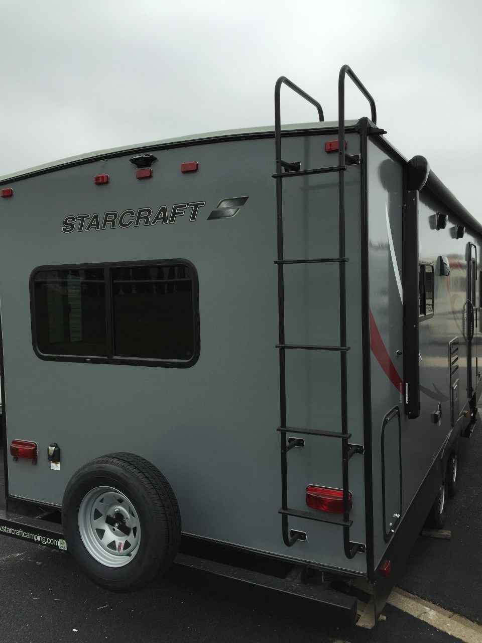 Travel Trailer Cold Weather Package
