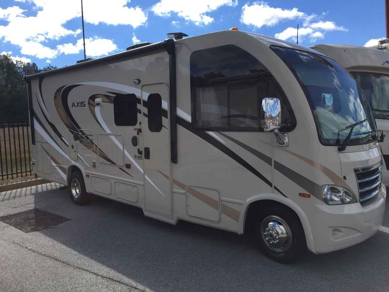 2017 Used Thor Motor Coach Axis 25 5 Class A In Georgia Ga