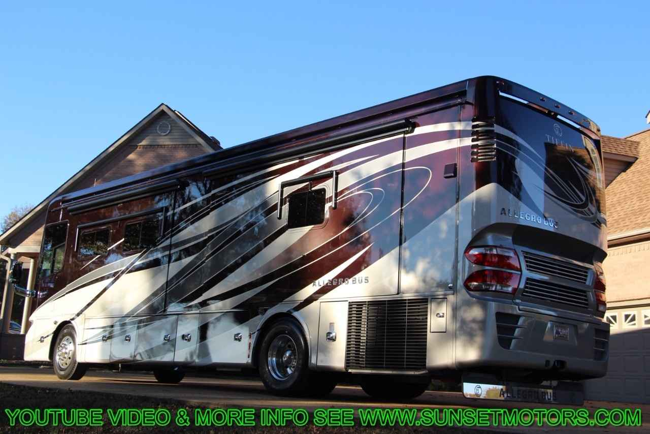 2017 used tiffin motorhomes allegro bus 37ap class a in for Allegro home