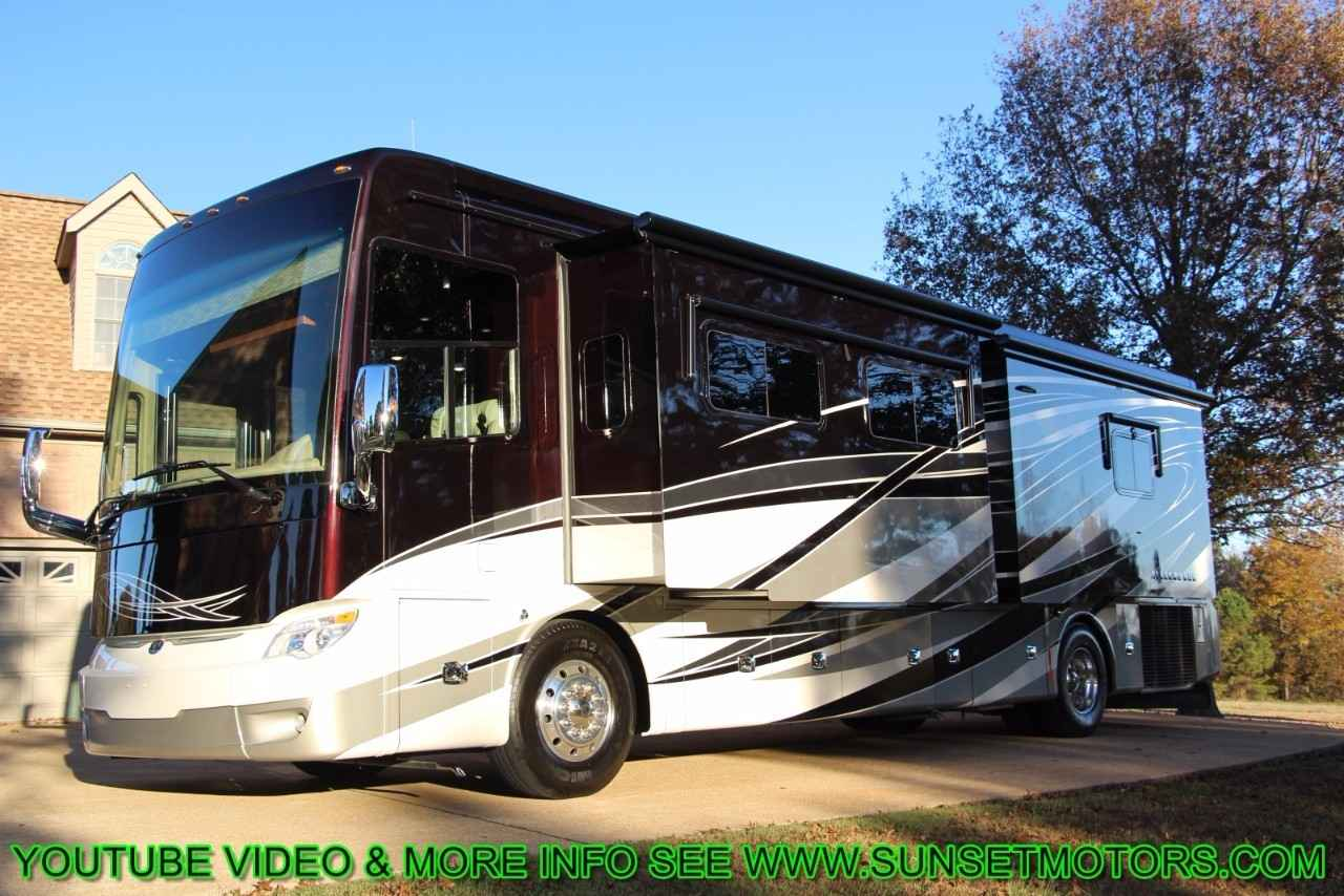 2017 Used Tiffin Motorhomes ALLEGRO BUS 37AP Class A in
