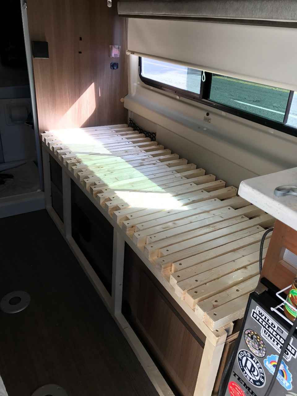 2017 Used Winnebago TRAVATO 59K Class B in Washington WA