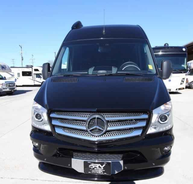 2018 New Airstream Interstate Lounge 3500EXT Class B in