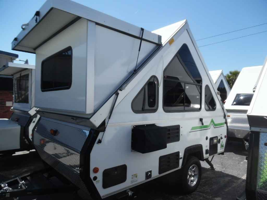 2018 New Aliner LXE CLASSIC WITH FRONT WET BATH Pop Up