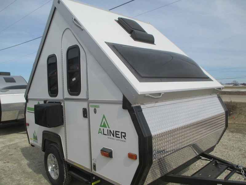 2018 New Aliner Scout-Lite SCOUT LITE Pop Up Camper in Wisconsin WI