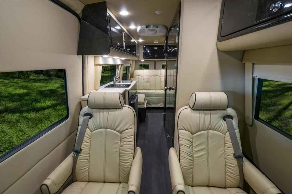 Class B Rv Manufacturers >> 2018 New American Coach Patriot MD4 Lounge Sprinter Diesel RV For Sale Class B in Texas TX