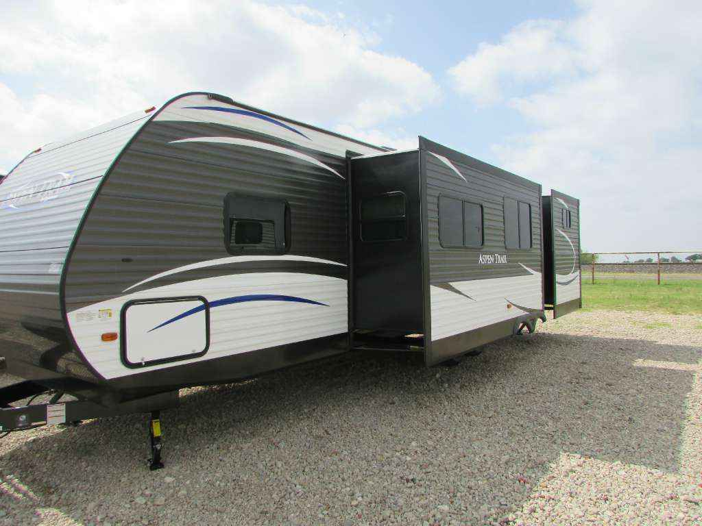2018 New Aspen Trail 3010bhds Travel Trailer In Texas Tx