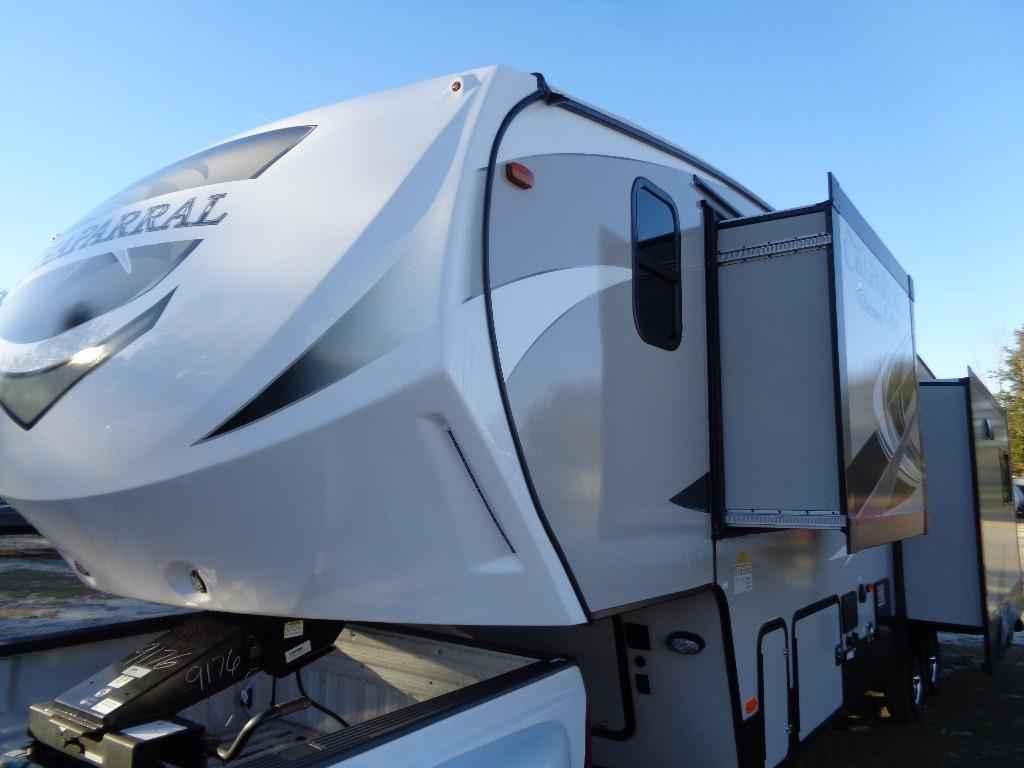 2018 new coachmen chaparral 285rls travel trailer in
