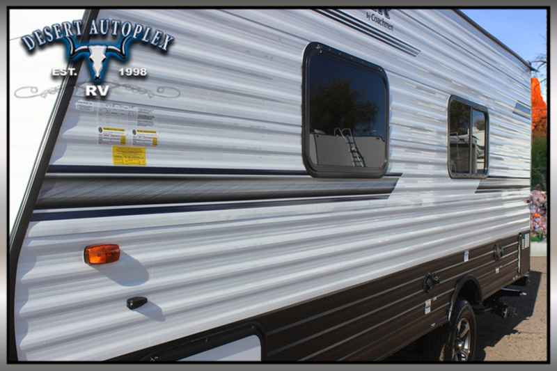 2018 New Coachmen Clipper Ultra Lite 17fq Travel Trailer