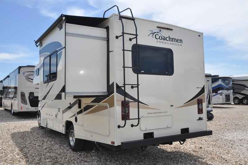 Innovative  24F RV For Sale At MHSRV W15K AC 3 Cam Slide Class C Motorhome