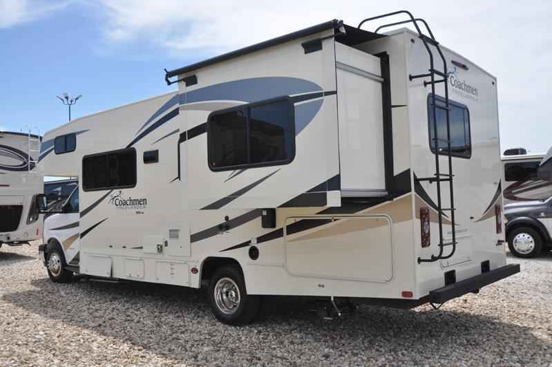 Fantastic  27QBC Coach For Sale  MHSRV 15K AC Back Up Cam Class C Motorhome