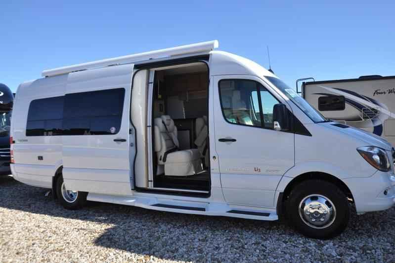 2018 New Coachmen Galleria 24Q Sprinter Diesel RV W/ Li3