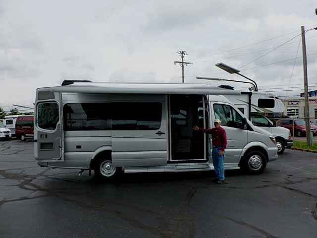 Model 2018 New Coachmen Galleria 24QM Class B In Ohio OH