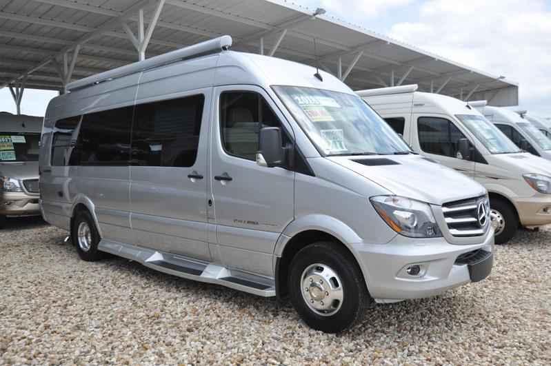 2018 New Coachmen Galleria 24T Sprinter Diesel RV For Sale ...