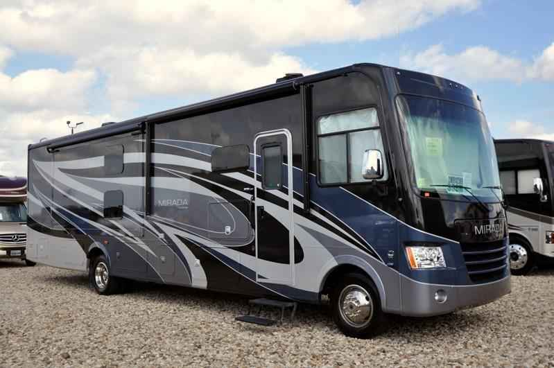 2018 new coachmen mirada 35bh bath 1 2 rv for sale at for 2 bathroom class a rv
