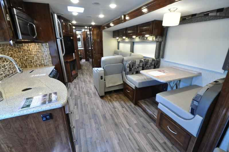 Gas Prices In Texas >> 2018 New Coachmen Mirada 35LS Bath & 1/2 RV For Sale W/ Fireplace, 2 A/C Class A in Texas TX
