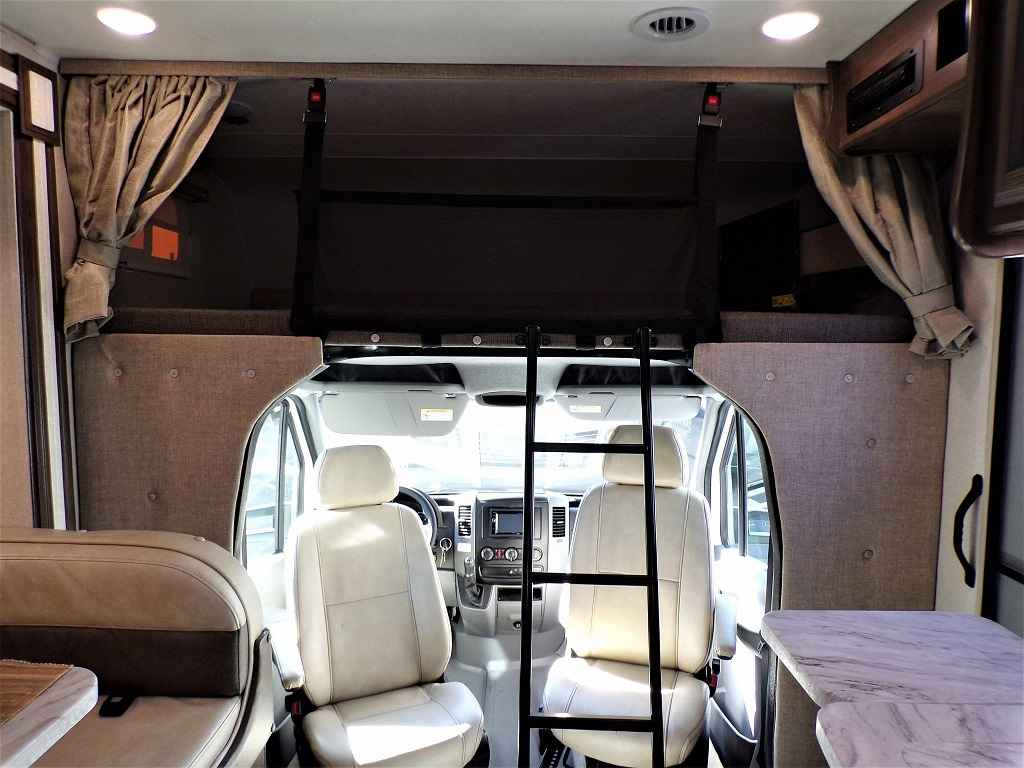 Mercedes Thousand Oaks >> 2018 New Coachmen Prism 2150 Slide Out Mercedes Turbo ...