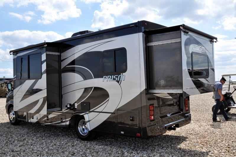 2018 new coachmen prism elite 24eg sprinter diesel rv for for Diesel motor homes for sale