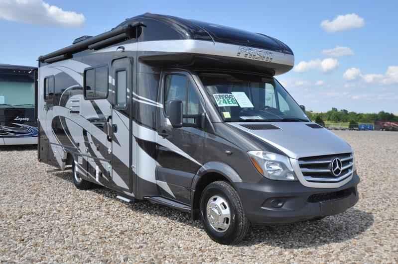 2018 new coachmen prism elite 24eg sprinter diesel rv for for Motor homes for sale in texas