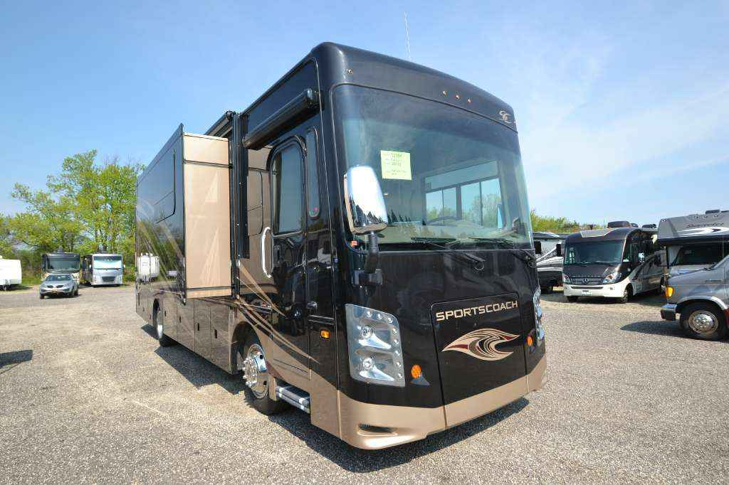 2018 new coachmen sportscoach sportscoach 364ts class a in for Barrington motor sales rv