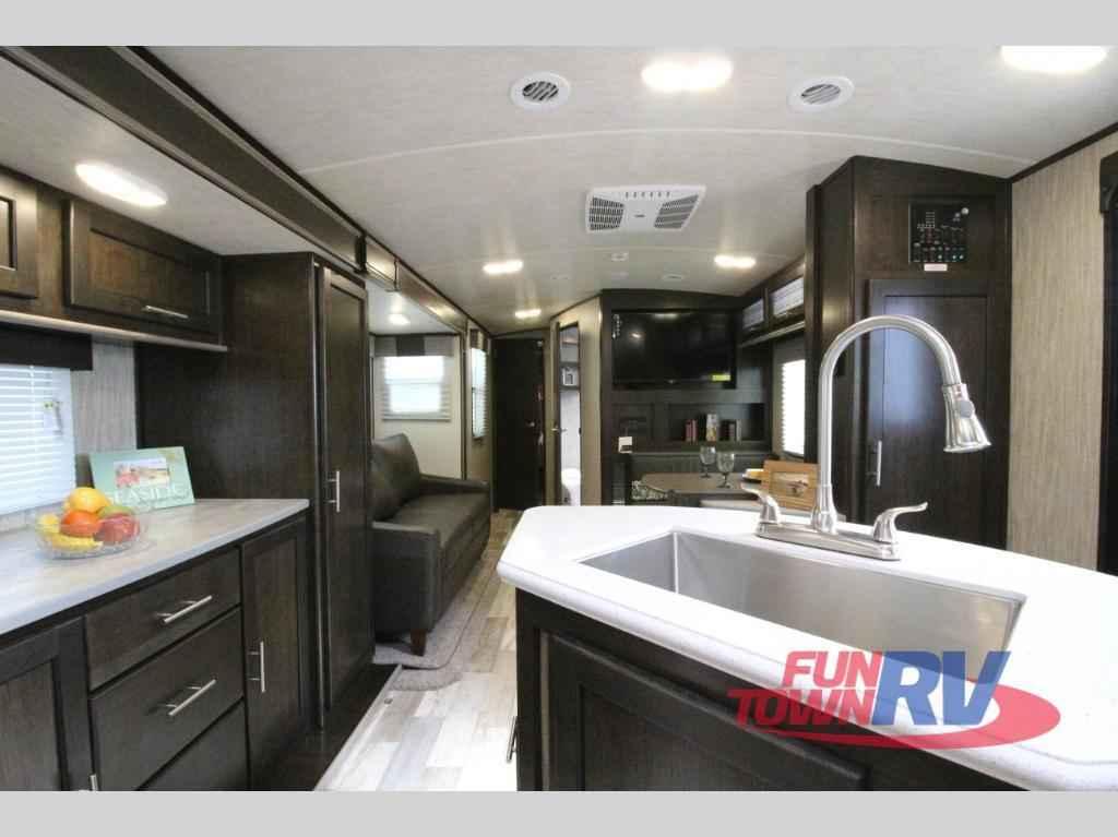 2018 New Cruiser Fun Finder Xtreme Lite 27ik Travel