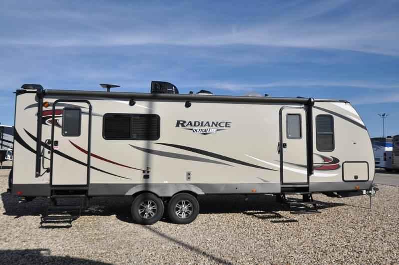 2018 new cruiser rv radiance ultra lite 25rk rv for sale mhsrv w king bed travel trailer in. Black Bedroom Furniture Sets. Home Design Ideas