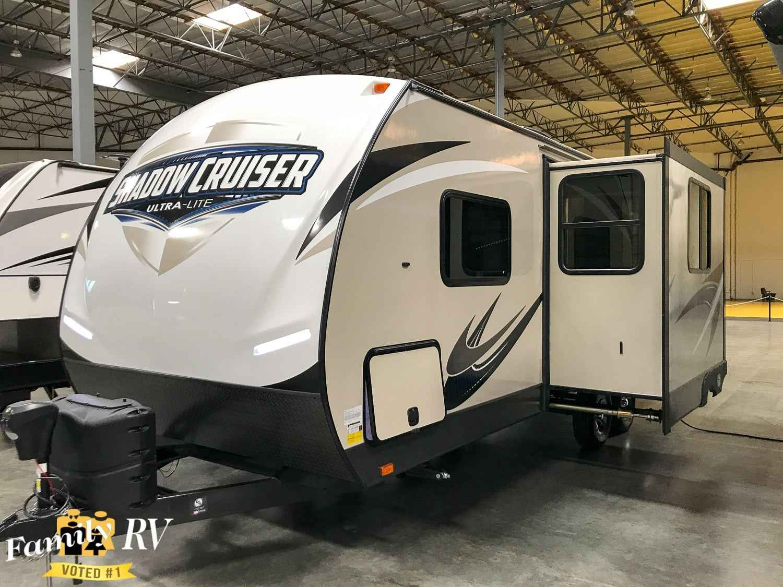 2018 New Cruiser Rv Shadow Cruiser 240bhs Travel Trailer