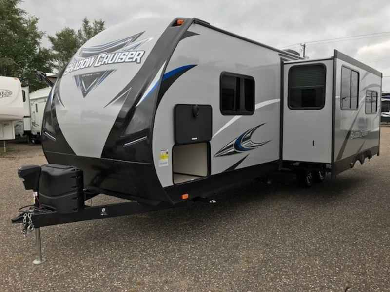 2018 New Cruiser Rv Shadow Cruiser 260rbs Travel Trailer
