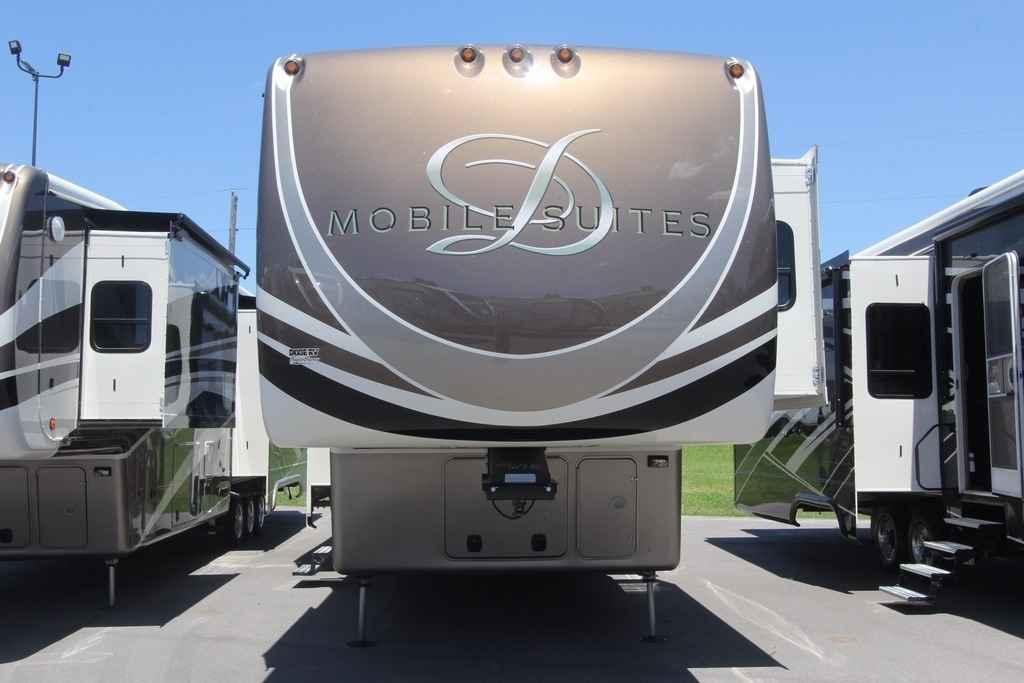 2018 New Drv Mobile Suites 36rssb3 Fifth Wheel In Louisiana La