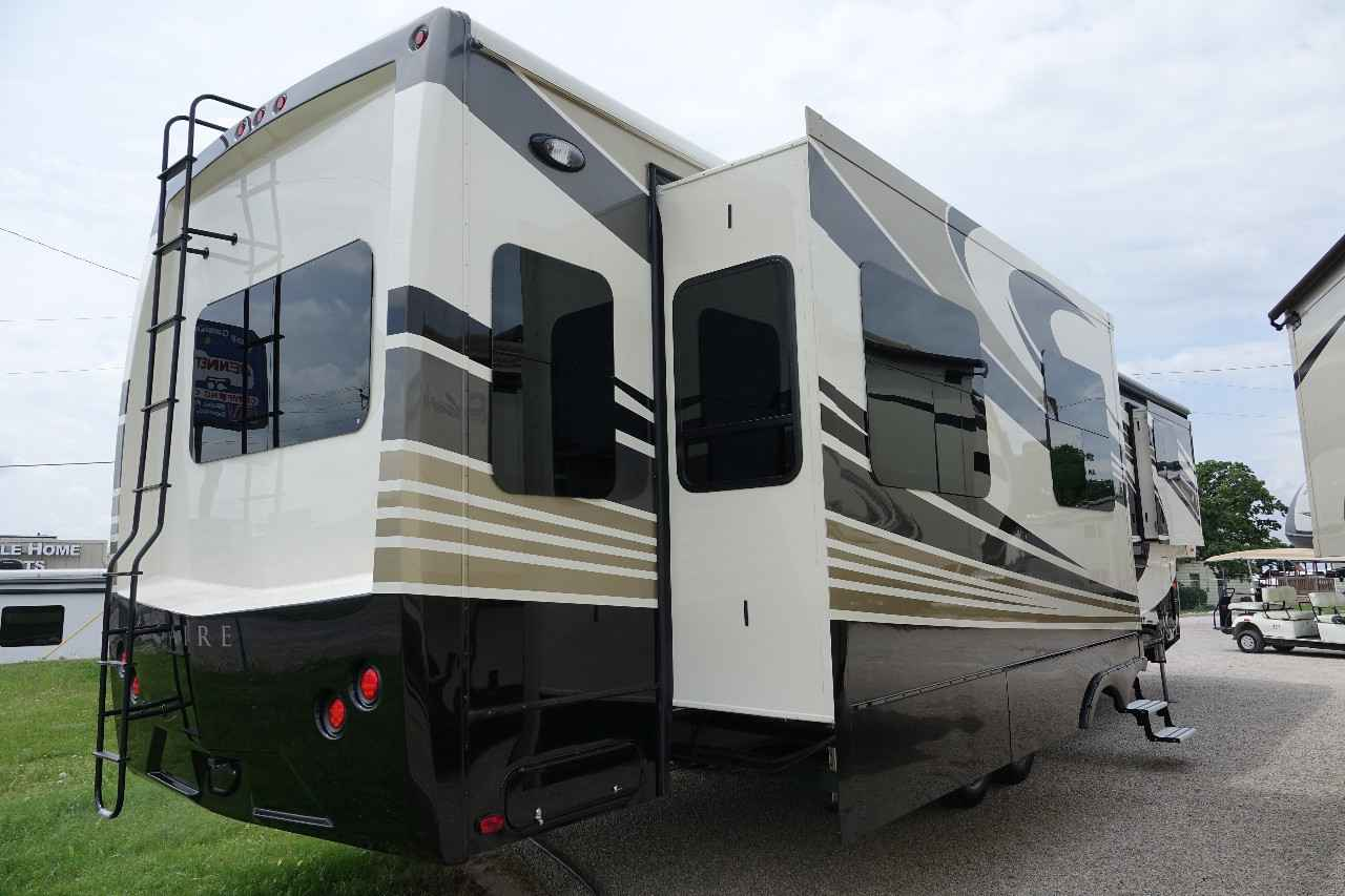 2018 New Drv Mobile Suites Aire Msa40 Fifth Wheel In Texas Tx