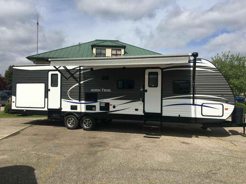 2018 New Dutchmen Aspen Trail 3010bhds Travel Trailer In