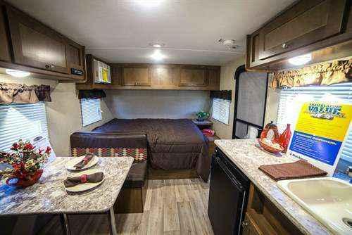 2018 New Dutchmen Aspen Trail Mini 1700bh Travel Trailer